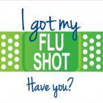 flu shot kids note