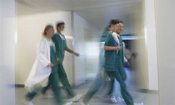 future nursing present