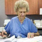 work injured nurse note