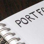 portfolio professional timeline
