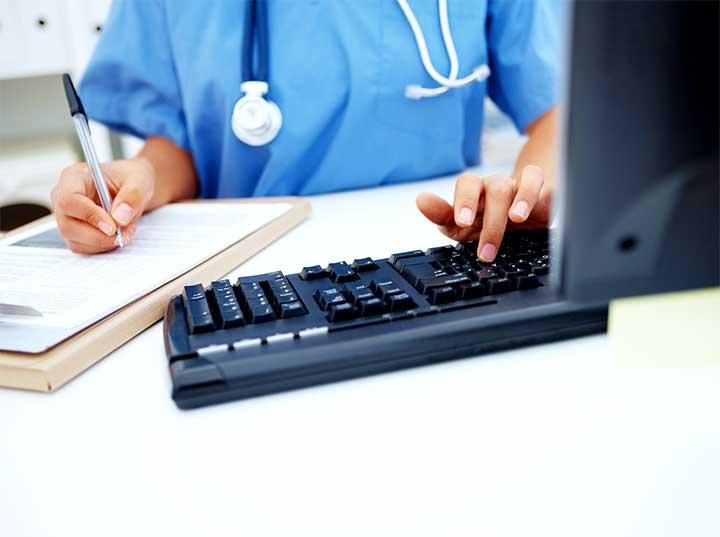 online course nursing school education