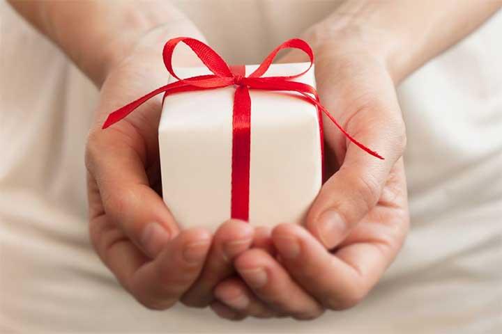 gift patient gratitude thanks acceptance