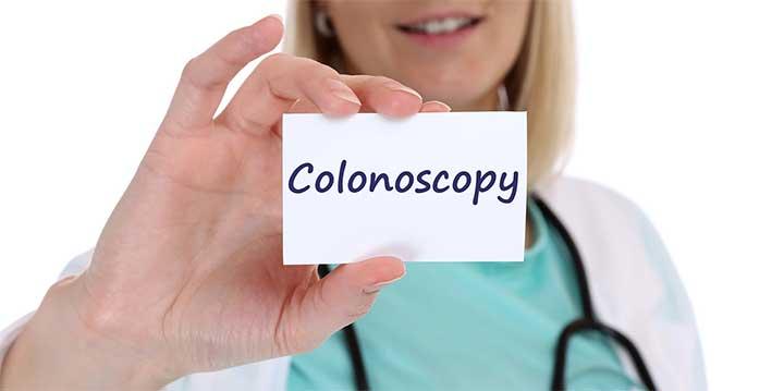 colonoscopy cancer note nurse healthcare