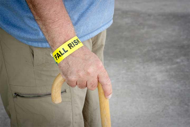 fall falling high risk