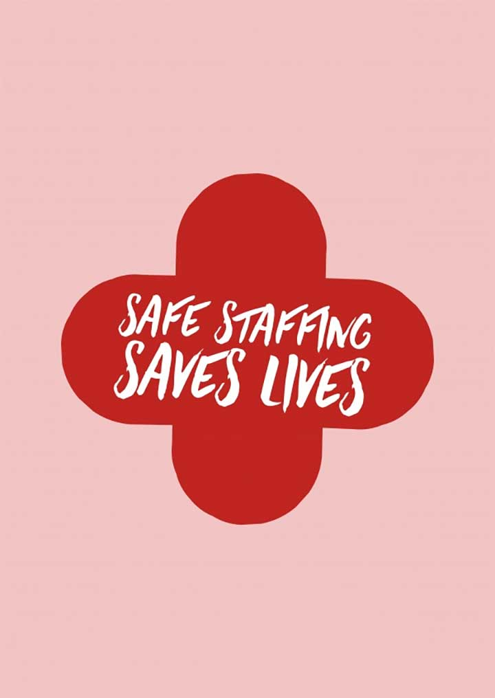 Joining the fight for safe staffing: Q&A with Congresswoman Ginny Brown-Waite