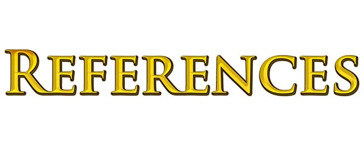 References – July 2008