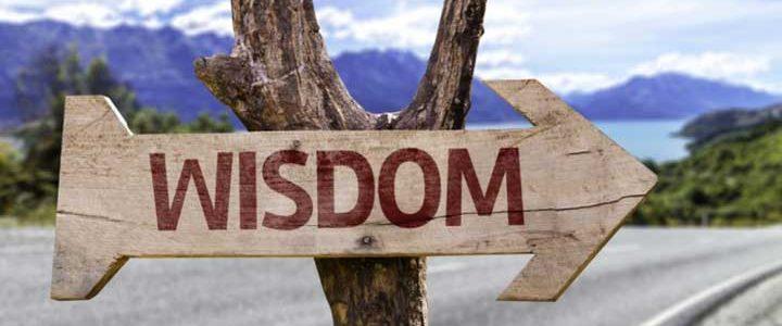 wisdom renewal sign fear