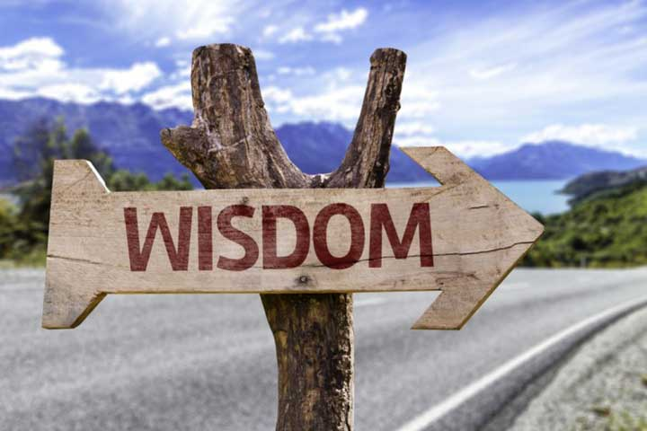 wisdom renewal sign fear