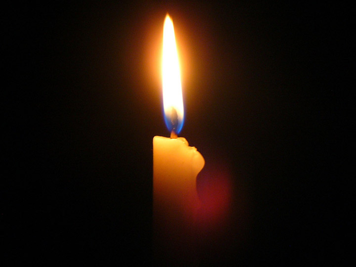 flame nurse condolence