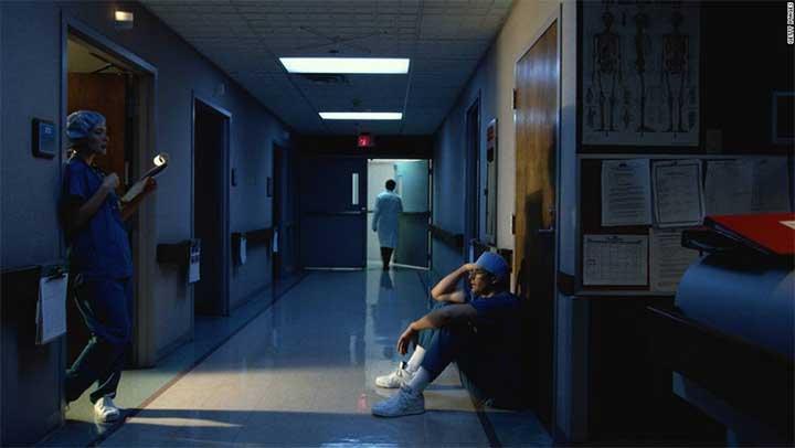 night shift nurse survive sleep tired cancer awake