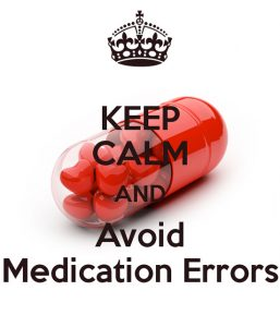 prevent medication errors