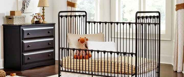 crib iron bedside nurse care