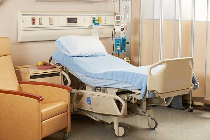 call light waiting patient hospital nurse