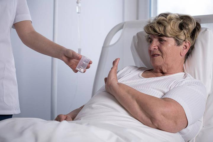 nonadherent refuse treatment nurse challenged challenge