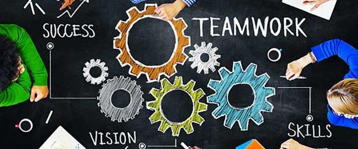 professional development teamwork team group