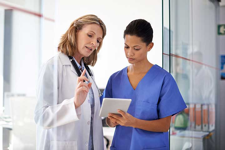 know your patient nurse
