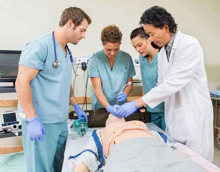 nurse teach teaching learn