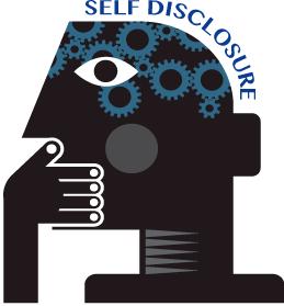 The art of self-disclosure