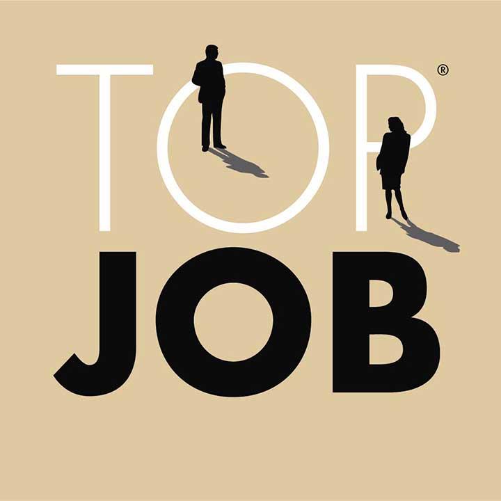 top job best career rank second