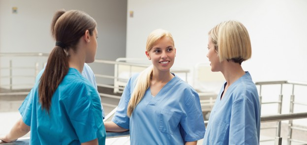 nurses chat