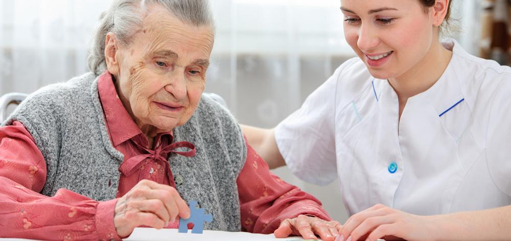 помощь при старческой демпенции
