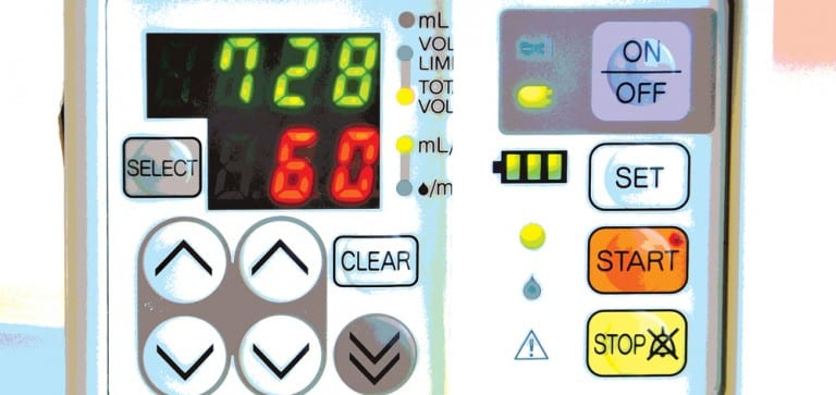 Recall of MedStream Programmable Infusion Pump and Refill Kits