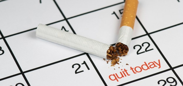quit today smoking