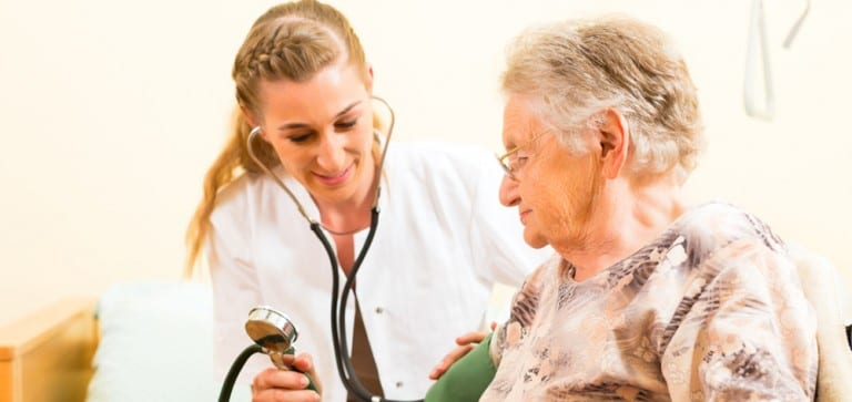 Update on home health care: How it's changing
