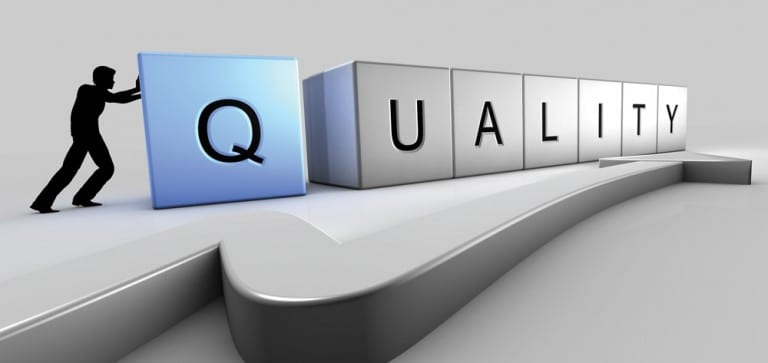 Creating a self-sustaining professional culture of quality