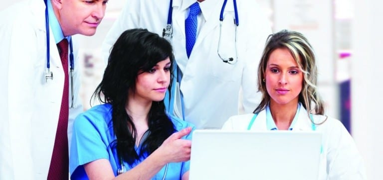 Interprofessional education promotes collaboration