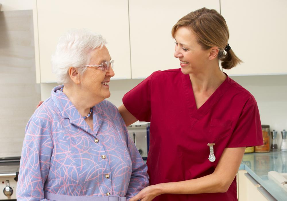 Mature Lesbian Nurse