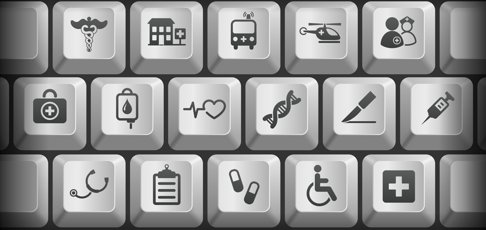 Keyboard With Medical Symbols American Nurse Today