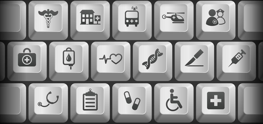 Keyboard With Medical Symbols American Nurse Today
