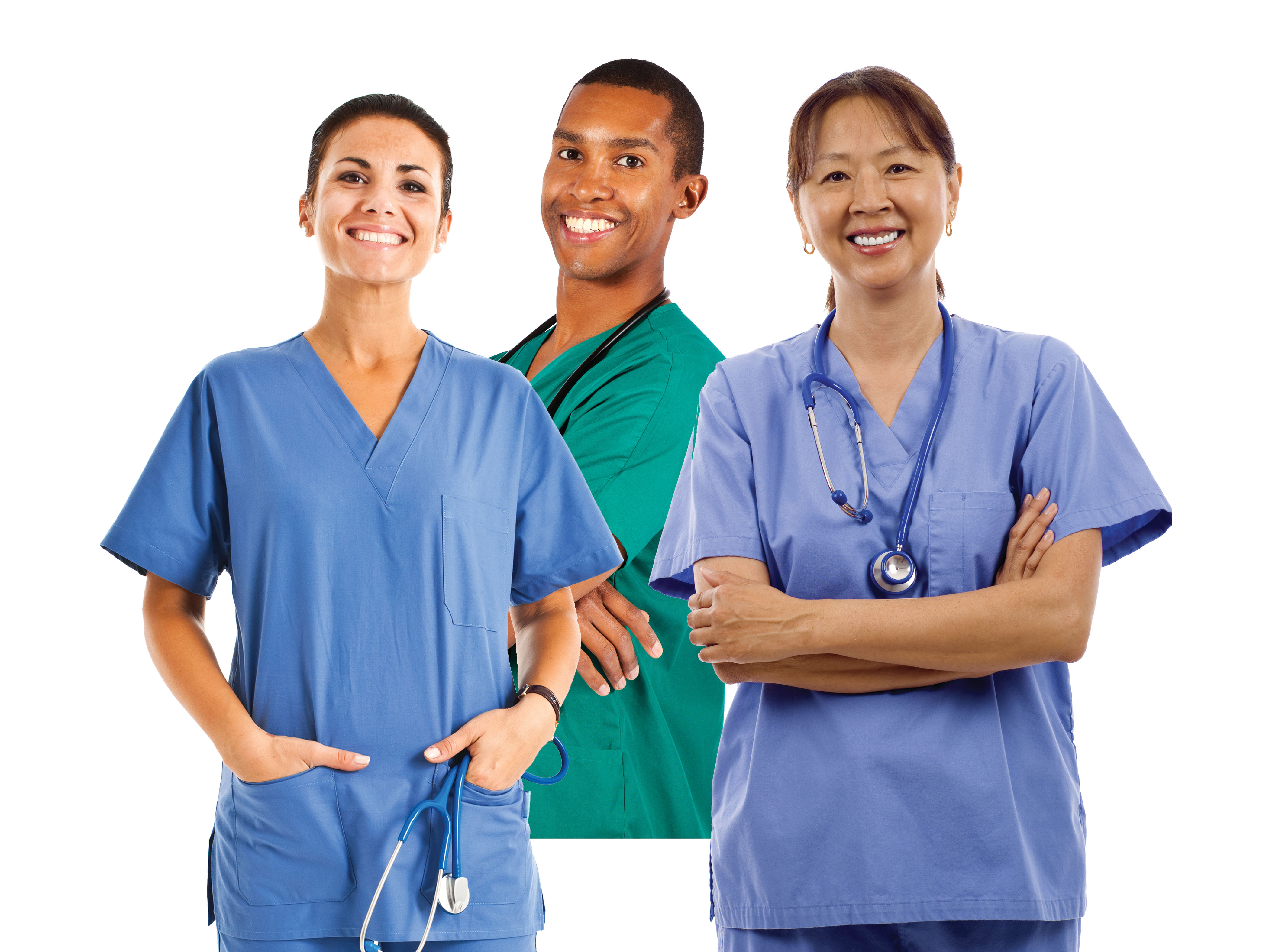 Nurses who are ready to answer questions.