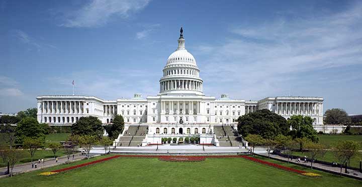 us capitol hill building nurse candidate congressman