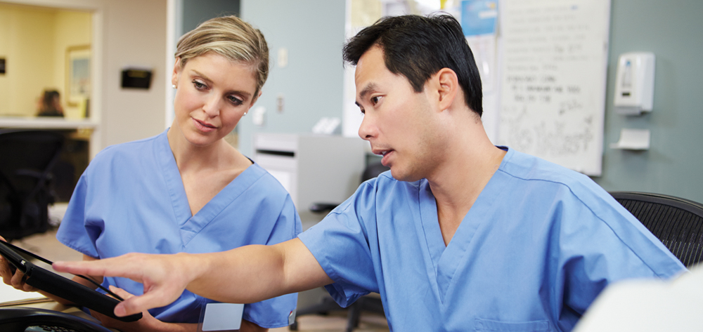 Best practices for integrating technology into nurse