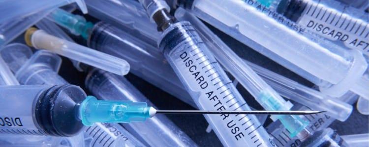 Needlesticks