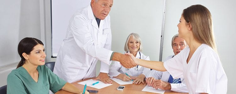 Evidence-based interview strategy for new nurses - American