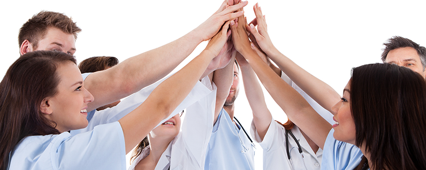 nurse teamwork