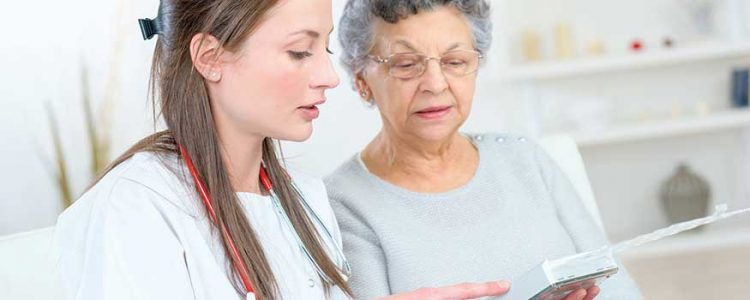 A nurse-driven community education program for older ...
