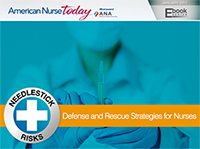 Needlestick Risks: Defense and Rescue Strategies for Nurses eBook
