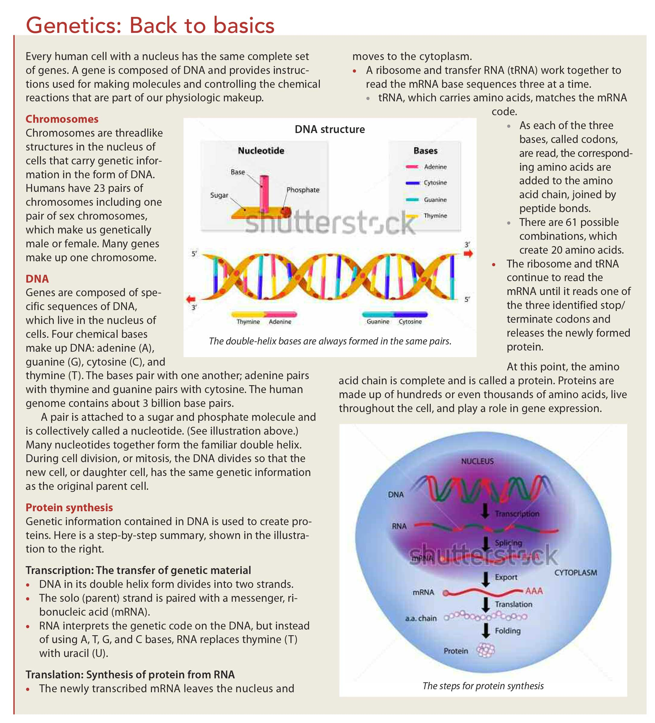 Patient Care In The Dawn Of The Genomic Age
