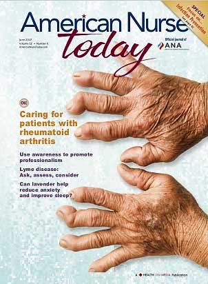 American Nurse Today Journal June 2017