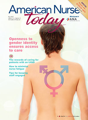 American Nurse Today Journal May