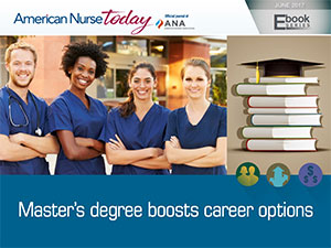 Master's Degree boosts career options