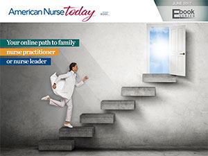 Your online path to family nurse practitioner or nurse leader
