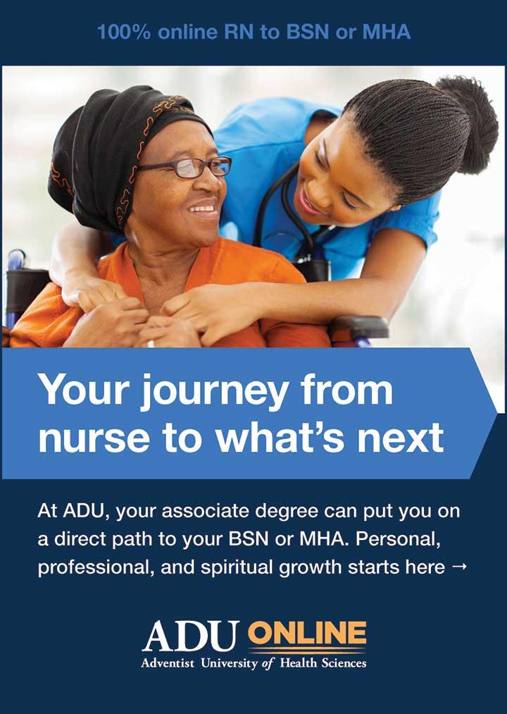 edu adu adventist online nurse