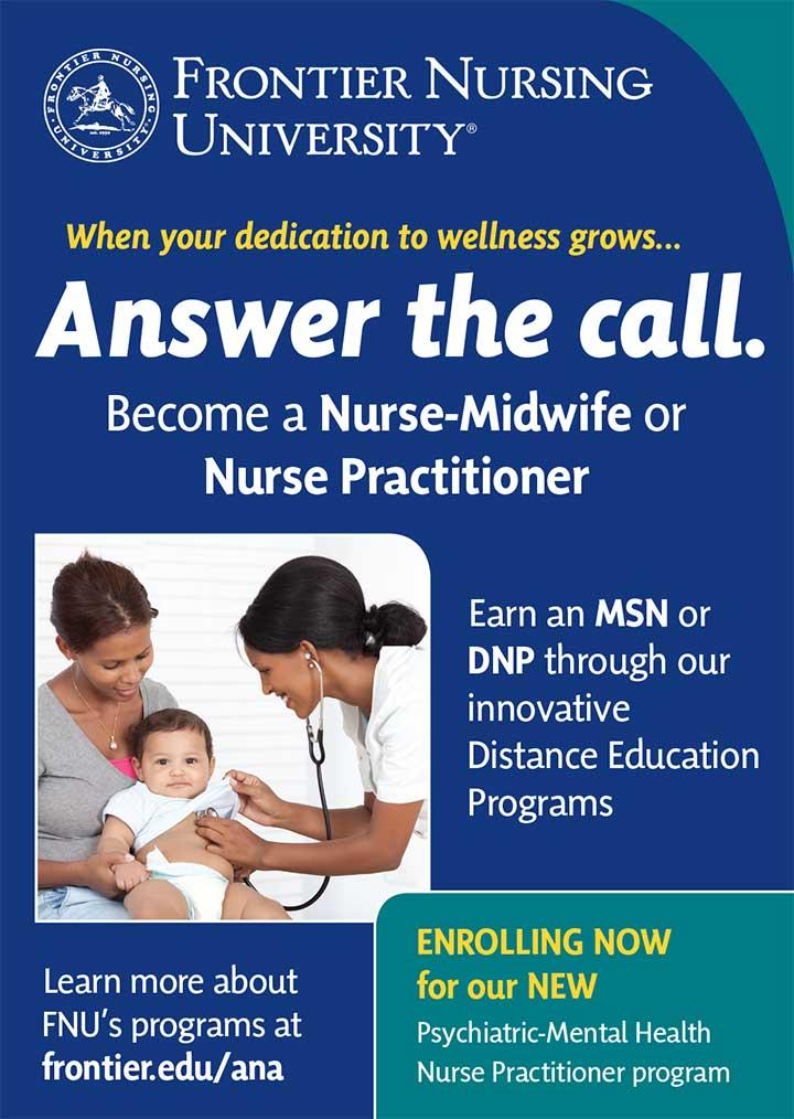 edu frontier nursing call nurse practitioner