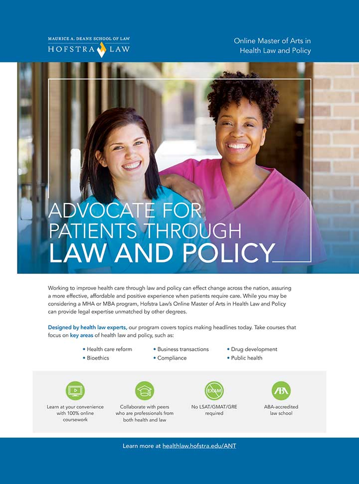 edu hofstra advocate law policy