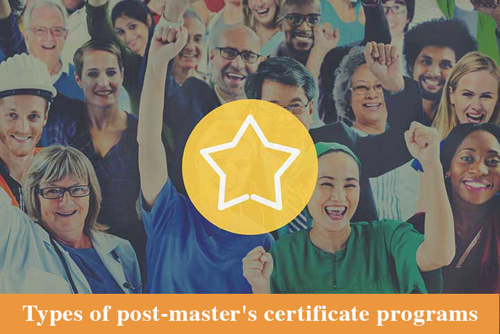 edu post masters certificate programs